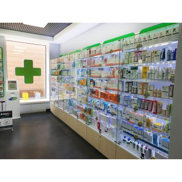 Сеть из 2-х аптечных пунктов Елец