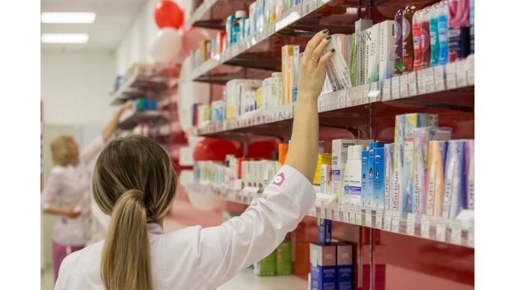 Сеть из 4-х аптечных пунктов