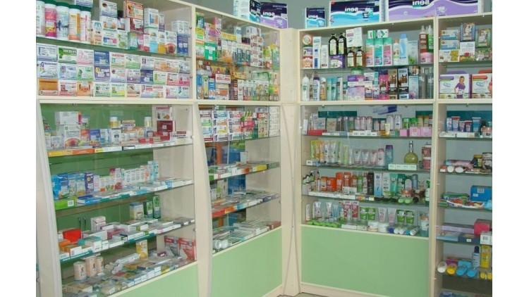 Сеть из 4-х аптечных пунктов г. Санкт-Петербург